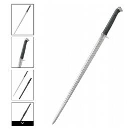 United Cutlery UC3245 Épée à double tranchant Honshu Boshin avec fourreau -