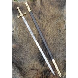 Wiking Épée de cérémonie des francs-maçons, avec fourreau -