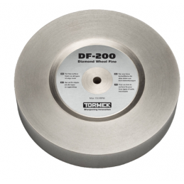 Tormek DF-200 ( DF200 ) Meules diamantées pour Tormek T-4 Grain fin -