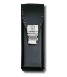 Victorinox 40823L2 Etui cuir avec fermoir à boucle noir -