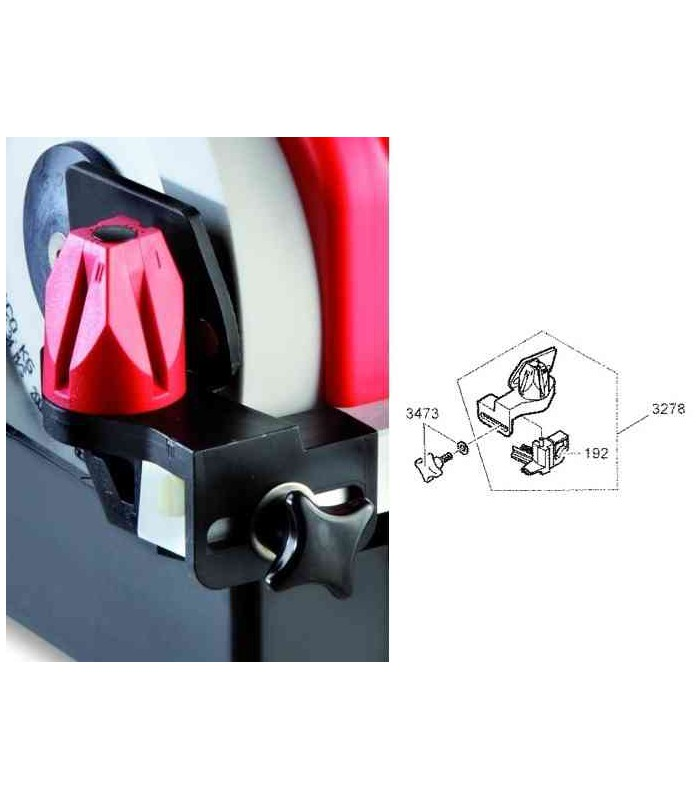 Dick Rechange Guide pour couteau Droite complète pour SM110-111 -