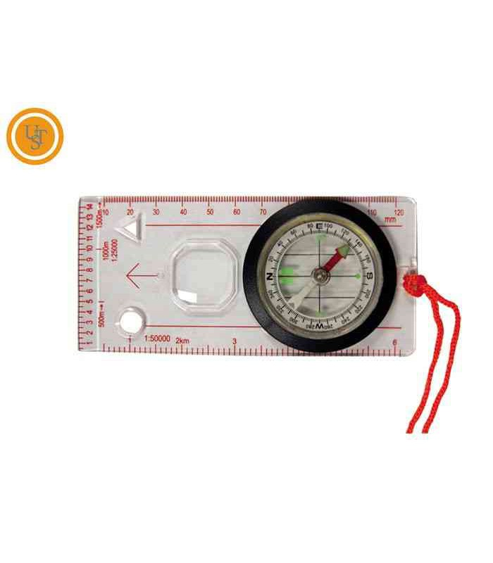 Ust Brands Deluxe Map Compass -