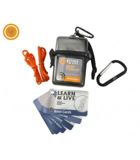 Ust Brands Learn & Live Knot Tying Kit -
