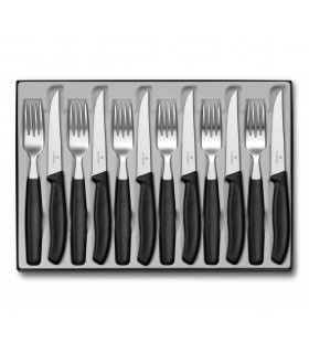 Victorinox 6723312 Swiss Classic  Set de Table, 12 pieces -