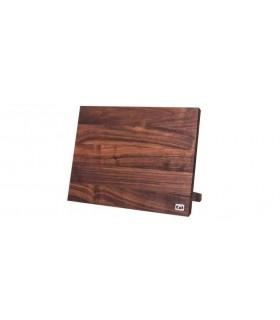 Kai DM0806 Porte-couteaux Noyer Pour 6-8 couteaux -