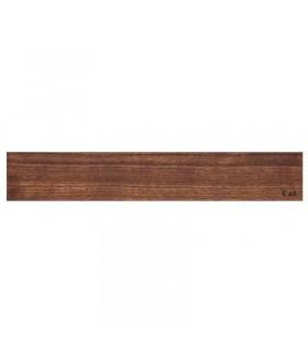 Kai DM0807 Barre magnétique en bois  Noyer pour 4-6 couteaux -