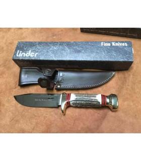 Linder 991913 Big Western Couteau de chasse Lame de 13 cm -