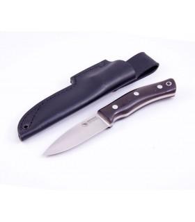 Casstrom 13120 No.10 SFK Black/SS/Flat -