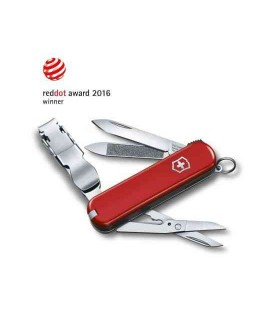 Victorinox 06463 Nail clip 580 Rouge -