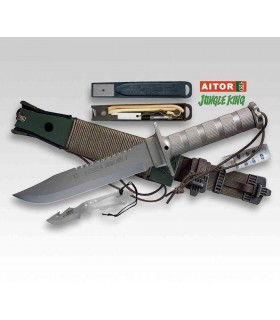 Aitor JUNGLE KING II Survival Knife -