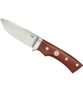 Fällkniven FK TK5L Tre Kronor de Lux Hunter, Leather Sheath -
