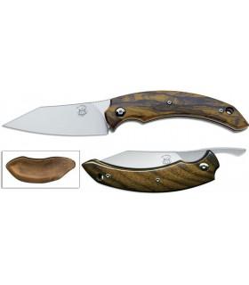 Fox FX518ZW Slim Dragotac Piemontes Bastinelli Ziricote Wood -