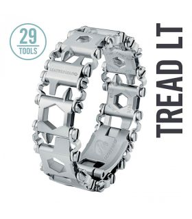 Leatherman 832431 Tread LT Acier Inox