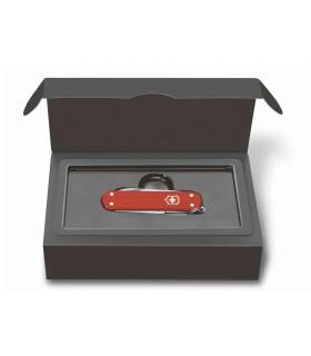 Victorinox 06221L18 Alox Classic 58 mm Rouge Edition Limitée -