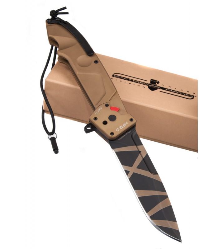 Couteau Extrema Ratio 0410000450DW HF2 Desert Warfare -