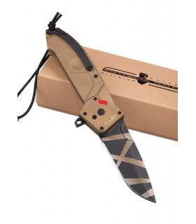 Couteau Extrema Ratio 0410000446DW HF1 Drop point desert Warfare -