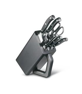 Victorinox 772436 Bloc porte-couteaux Grand Maître, 6 pièces -