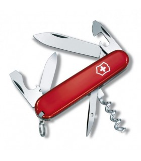 Victorinox 03603 Officier Tourist Rouge 12 fonctions -