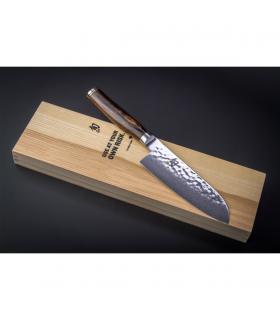 Kai TDM1727 Shun Premier Tim Malzer Couteau Santoku Lame de 14 cm -