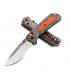 Benchmade 15061 Grizzly First Production Couteau pliant lame CPM-S30V DE 8,89 cm -