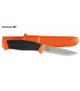 Mora Companion 11829 Orange Serrated -