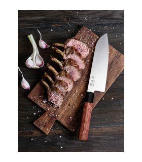 Kai MGR0150C Seki Magoroku Redwood Couteau de chef lame de 15 cm