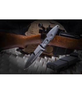 Couteau Extrema Ratio 0410000317BLK  Pugio Single Edge black -