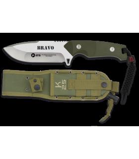 K25 32260 Bravo Couteau tactique -