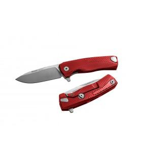 Lionsteel ROK A RS Aluminium Rouge -