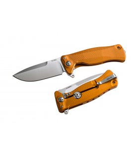 Liionsteel SR11A OS Aluminium Orange -