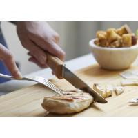 Couteaux de Cuisine Opinel Collection Parallèle Bois