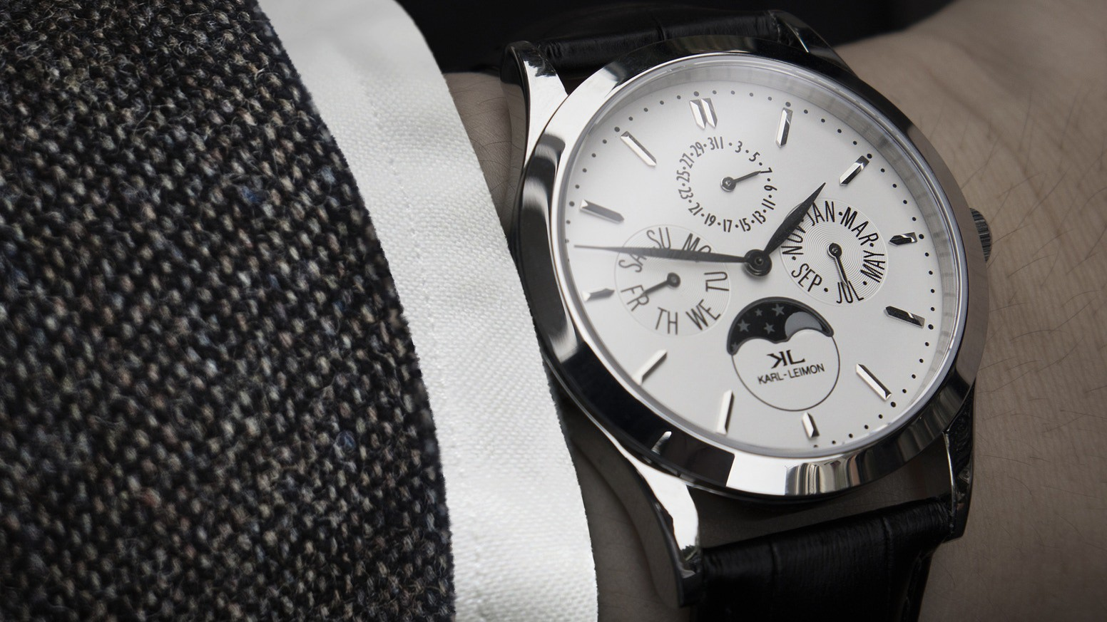 Karl Leimon Watches
